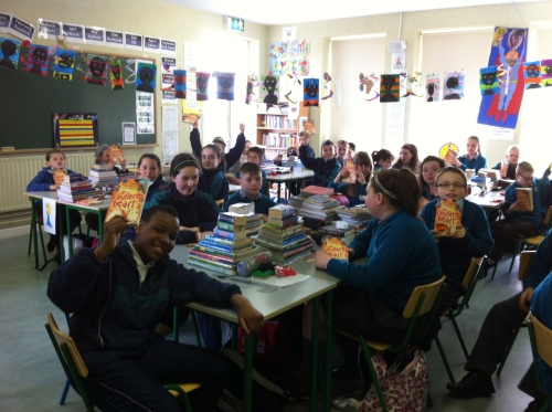 Ms Mackey's Fifth Class 2013
