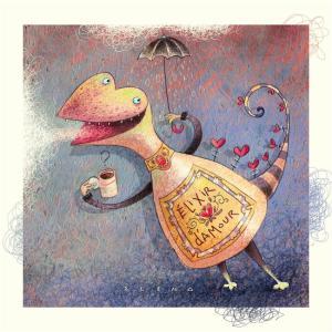 An SCBWI illustrator Elena Ospina